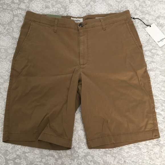 ab3656756b04 NWT Men s Goodfellow   Co. Shorts Size 34